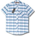 Рубашка Ben Sherman Line Check Blue Shirt