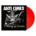 Винил Anti Cimex - Absolut Country of Sweden (1990) LP