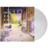 Винил G.B.H - City Baby Attacked By Rats (1982) LP