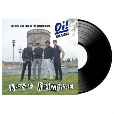 Винил Klasse Kriminale - The Rise and Fall Of The Stylish Kids. Oi! Una Storia (2010) LP