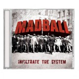 Madball - Infiltrate The System (2007) CD