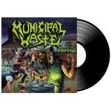 Винил Municipal Waste - The Art Of Partying (2007) LP