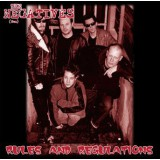 Винил The Negatives - Rules and Regulations (2002) LP