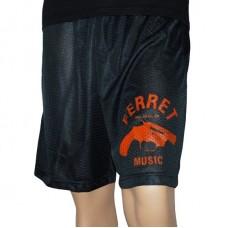Шорты Ferret Records Gun Logo Shorts