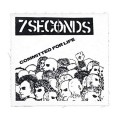 Нашивка 7Seconds Committed For Life Patch