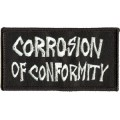 Нашивка Corrosion of Conformity Patch