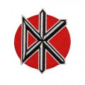 Нашивка Dead Kennedys Icon Patch