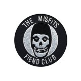 Нашивка Misfits Fiend Club Embroidered Patch