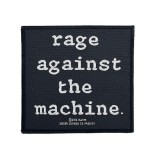 Нашивка Rage Against The Machine Woven Patch