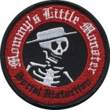 Нашивка Social Distortion Mommy's Little Monster Patch