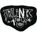 Нашивка Blink-182 Patch