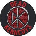 Нашивка Dead Kennedys Brick Patch