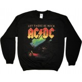 Толстовка AC/DC Let There Be Rock Crewneck