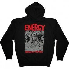 Толстовка Energy Invasions Of The Mind Hoodie