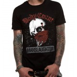 Футболка Body Count Manslaughter T-Shirt
