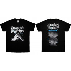 Футболка Dropkick Murphys Boxing Gloves Tour T-Shirt