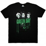 Футболка Green Day Faces T-Shirt