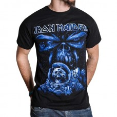Футболка Iron Maiden Final Frontier Blue Album T-Shirt