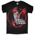 Футболка Metallica Through The Never T-Shirt