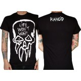 Футболка Rancid Life Won't Wait T-Shirt Black