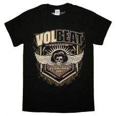 Футболка Volbeat Dark Skullwing T-Shirt