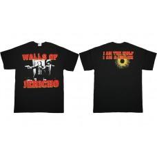 Футболка Walls of Jericho Wolf T-Shirt