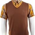 Безрукавка Warrior Clothing Tank Top Brown