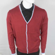 Кардиган Warrior Clothing Maroon Cardigan