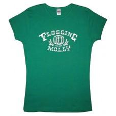 Футболка женская Flogging Molly Barrel Girly T-Shirt
